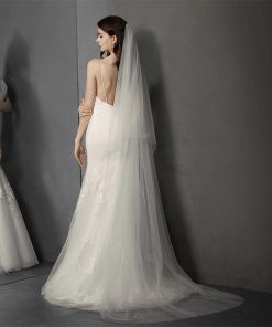 طرحة فستان الفرح طول 200 سم
